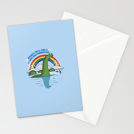 The Lochness Connection Stationery Cards