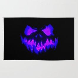 Blue Demon Nightmare Rug