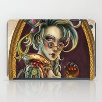 steampunk iPad Cases featuring Steampunk by Mili Koey