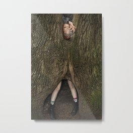 Forest Fairies Metal Print