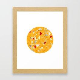 My Sun Framed Art Print