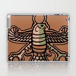 Achaemenid Empire - Faravahar Laptop & iPad Skin