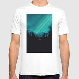 Magic in the Woods - Turquoise T-shirt
