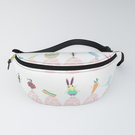 getting ready for Easter game! Fanny Pack