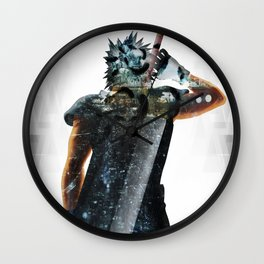 Soldier Hero Wall Clock