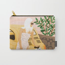 Tour #illustration Carry-All Pouch