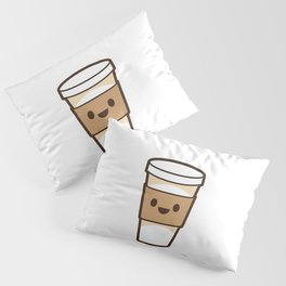 I Gave Up My Eternal Life For Coffee - Ex-Mormon Exmo LDS T-Shirt Pillow Sham