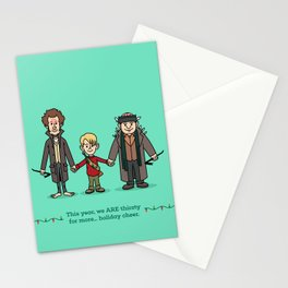 Marv and Kevin and Harry Stationery Cards