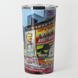 Times Square III Special Edition I Travel Mug