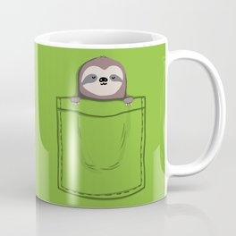 My Sleepy Pet Coffee Mug