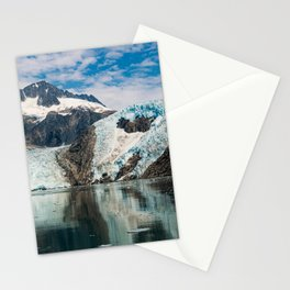 Northwestern Glacier Reflections Stationery Cards