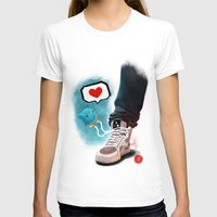 sneaker T-shirts featuring sneaker Love by Dominik Gottherr