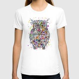 Owl Be Cool T-shirt