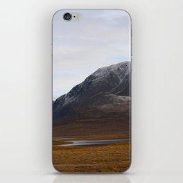 Alaska Range in Autumn iPhone Skin