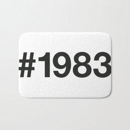 1983 Bath Mat