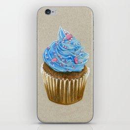 """Cupcake"" iPhone Skin"