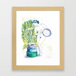 Some Kind of Magic Framed Art Print