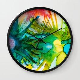 Oxford Blue Wall Clock