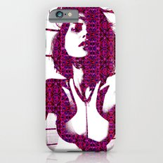 Fashion; Lusting for Floral: Catherine McNeil iPhone 6s Slim Case