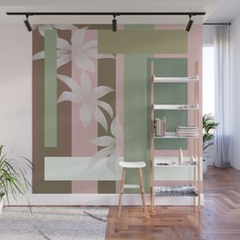 Tropical Chaos Wall Mural