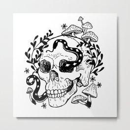 Brother Metal Print
