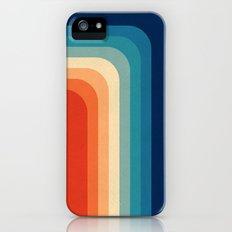Retro 70s Color Palette III Slim Case iPhone SE