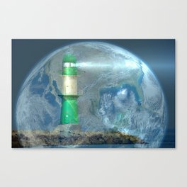 Peacekeepers Canvas Print