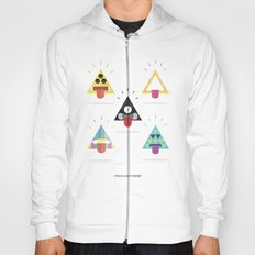 Choose your triangle. Hoody