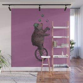 The Juggler Wall Mural