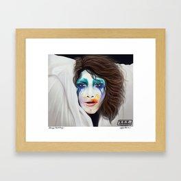 Applause - Danny Sexbang Framed Art Print