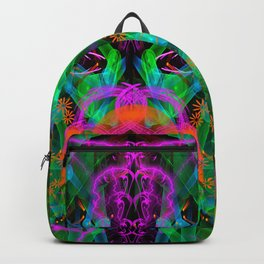 A Trinitarian From Hoag's Object (scifi, visionary) Backpack