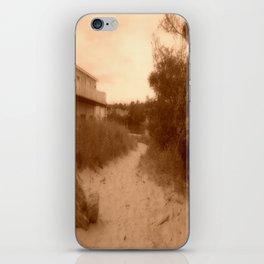 Time Warping iPhone Skin