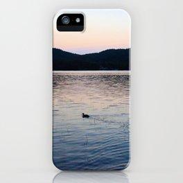 Serene Sunrise iPhone Case
