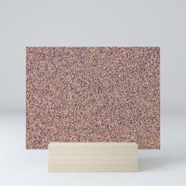 Large Sand Grains Mini Art Print