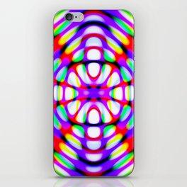 Robotic Hypnotic iPhone Skin