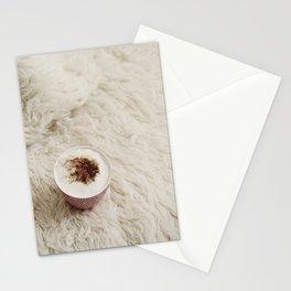 Café.  Stationery Cards