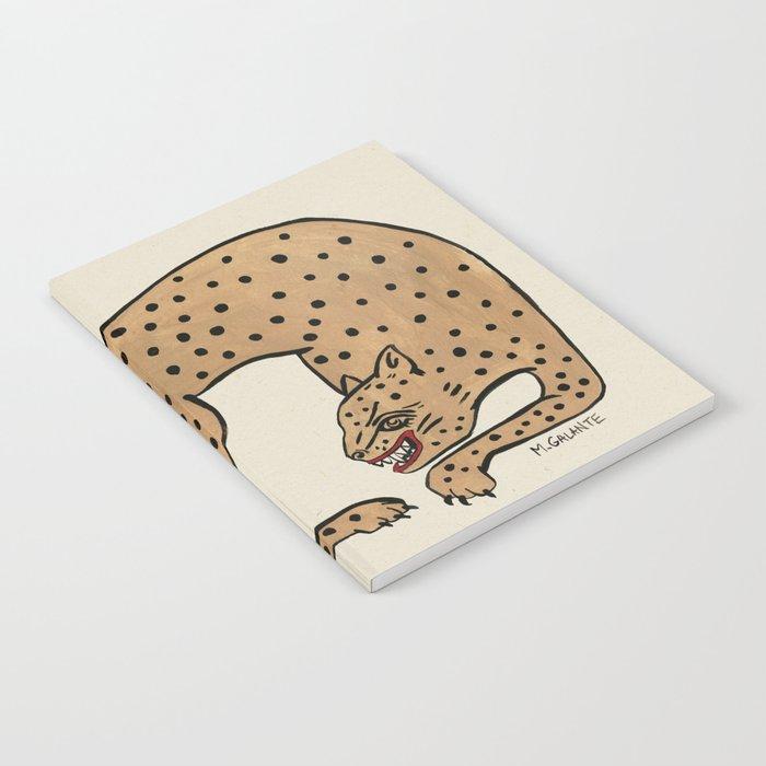 Cheetah Notebook