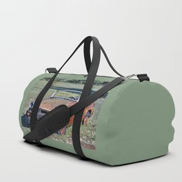 MG B Duffle Bag