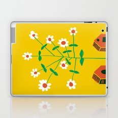 No Fences. No Borders. Free Movement For All. Laptop & iPad Skin