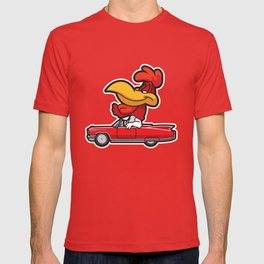 Rolling Rooster T-shirt