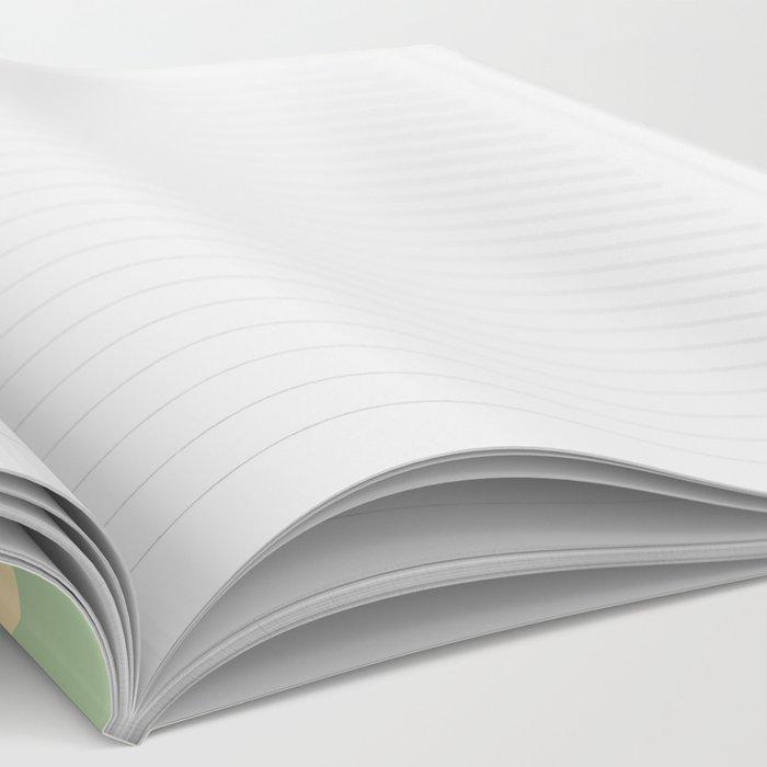 bittersweet pattern Notebook