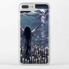 The Summoning Clear iPhone Case