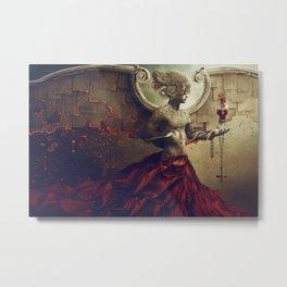 Exegesis Metal Print