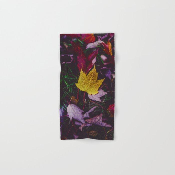 Autumnal Hand & Bath Towel