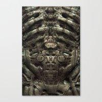 prometheus Canvas Prints featuring - Prometheus - by Mr.Klevra