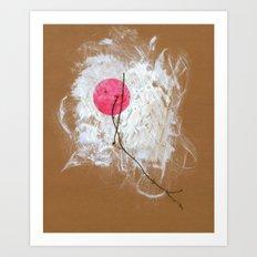 Linear Nature 1 Art Print