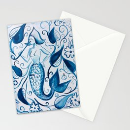 Zeemeermin Stationery Cards