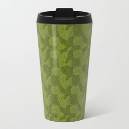 Kratom Love Metal Travel Mug