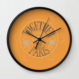 Anastasia Wall Clock