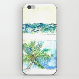 Seaside Heights iPhone Skin